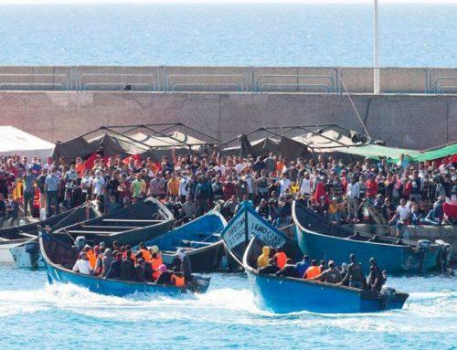 """Con la Iglesia de las Islas Canarias """"Llamados a construir puentes y no muros"""""""