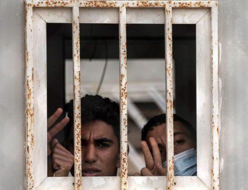 La Fiscalía ve ilegal la repatriación de menores en la crisis migratoria de Ceuta