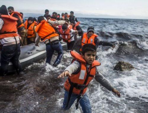 Ciudadanos claman por una UE sin fronteras y que tienda la mano a inmigrantes